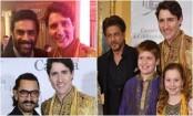 Shah Rukh, Aamir Khan, R Madhavan host Canadian PM Justin Trudeau and family