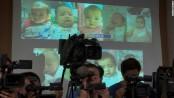 Wealthy Japanese man wins custody of 13 surrogate children