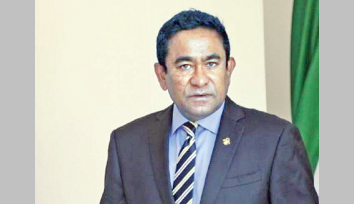 Maldives president extends state of emergency for another 30 days