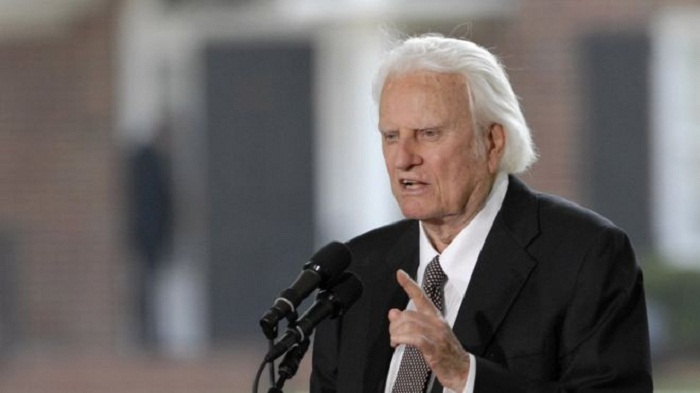 Influential US evangelist Billy Graham dies