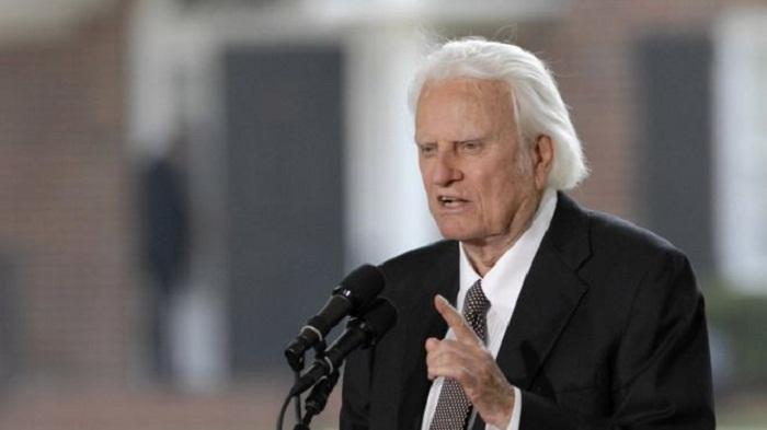 Influential US evangelist Billy Graham dies