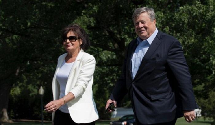 Melania Trump's parents are permanent US residents
