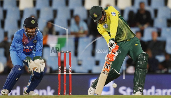 South Africa beats India to set up T20 series decider