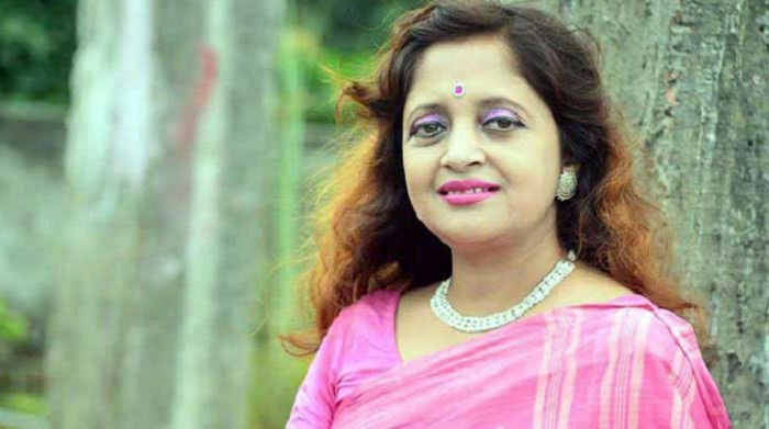I write out of my sense of responsibility to society: Shanta Maria