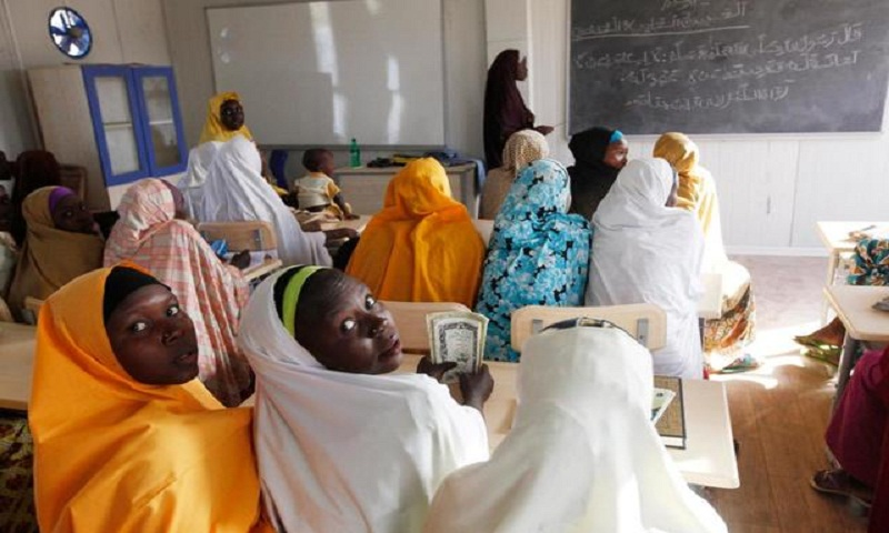 50 girls missing from Nigerian town after Boko Haram attack