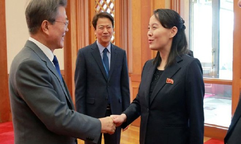 North Korea's Kim Yo-jong baby rumours fascinate South