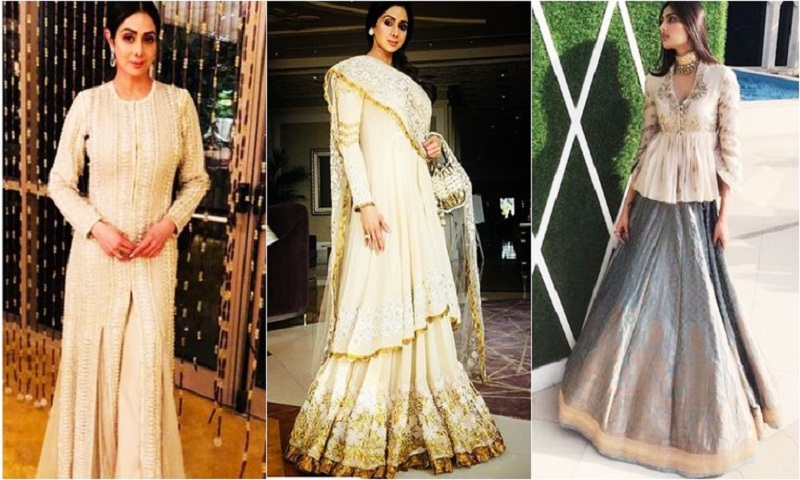 Sridevi and Athiya Shetty show how to be wedding-ready this spring