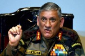 Influx of Bangladeshis is proxy war by Pakistan with China aid: Indian army chief