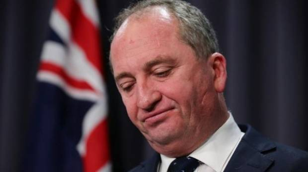 Barnaby Joyce: Scandal-hit Australia deputy Prime Minister to resign