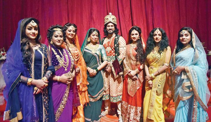 Sat Bhai Champa, a mega drama serial