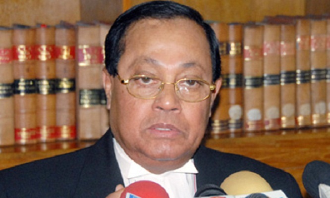 Moudud hopes Khaleda will get bail Sunday