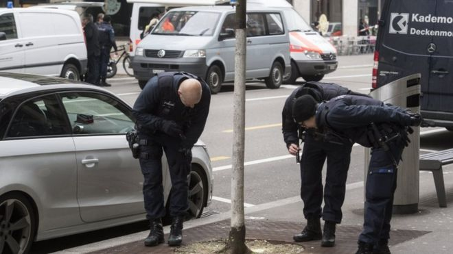 Two killed in Zurich shooting