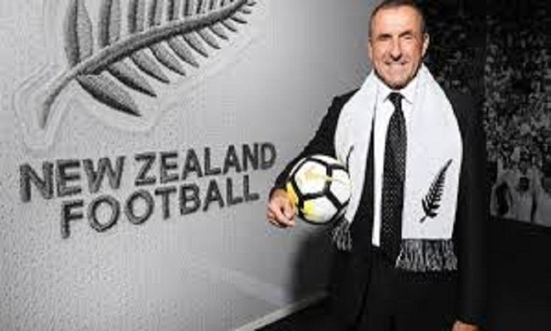 Fritz Schmid named New Zealand soccer coach