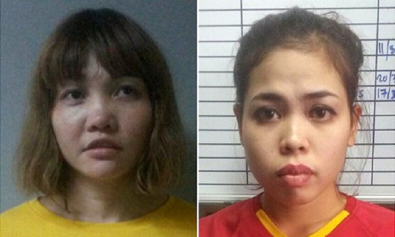Kim Jong-nam murder: Suspects 'were paid for TV pranks'