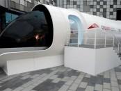 UAE unveils prototype of Hyperloop design