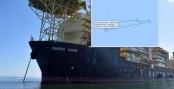 Turkey navy 'threatens force' against Italy drillship: Cyprus
