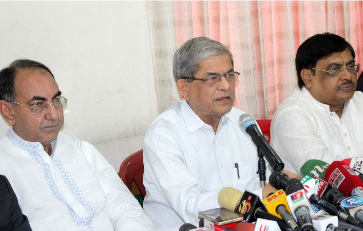 Government provoking to create violent situation, alleges Fakhrul