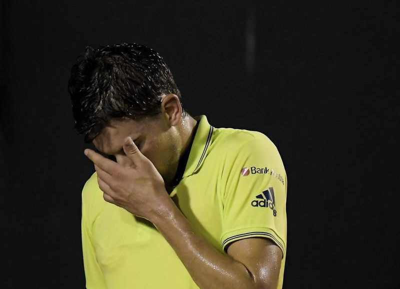 Top-seeded defending champion Thiem tumbles out of Rio Open