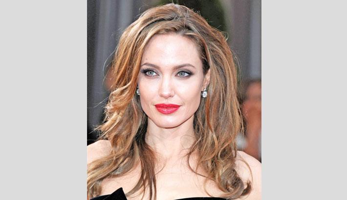 I'm a normal mother: Jolie