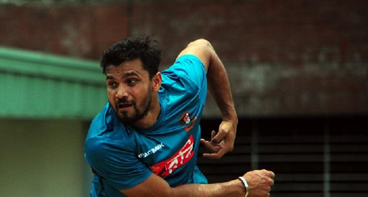 Manjrekar hopes Mashrafe returns in T20Is