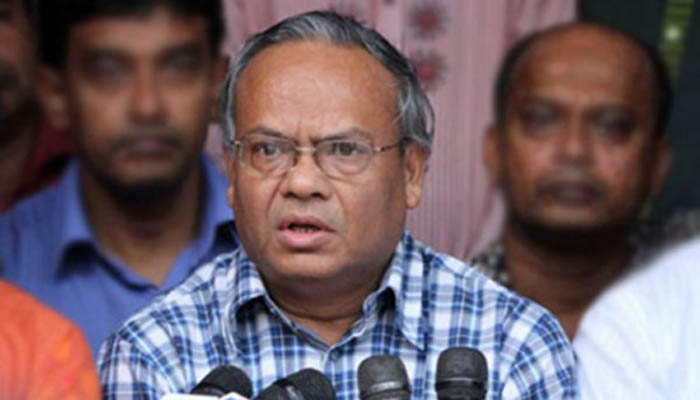 BNP to stage countrywide demonstrations Monday: Rizvi