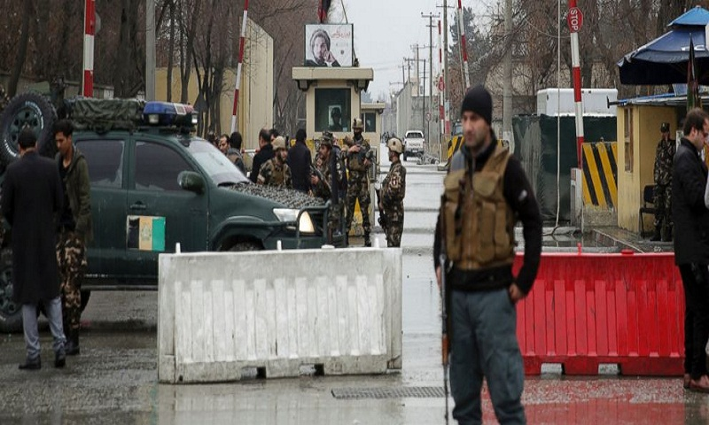 18 soldiers killed in Taliban attack in western Afghanistan