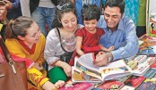 Book fair abuzz with visitors at weekend