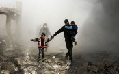 Strikes on Syria's Ghouta kill 500 civilians in seven days: monitor