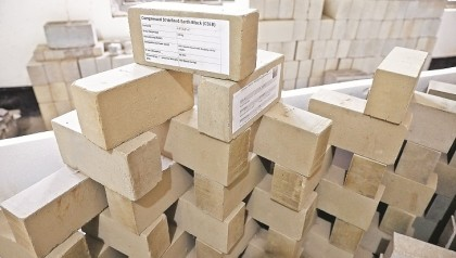 Government moves to increase use of green bricks