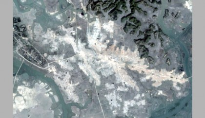Myanmar bulldozed scores of  Rohingya villages since Nov