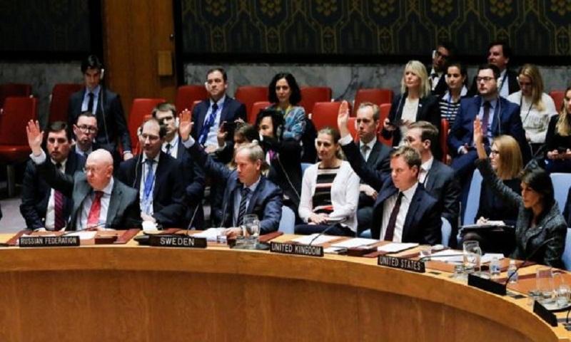 Syria war: UN Security Council approves 30-day ceasefire