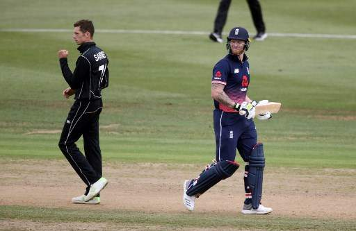 England 285-8 batting first against New Zealand in Hamilton ODI