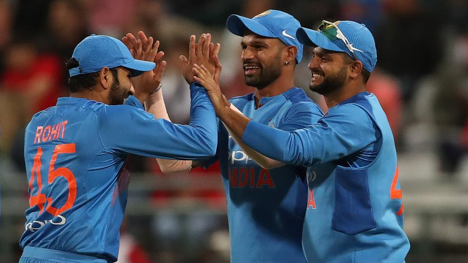 India beat South Africa by 7 runs to win T20I series 2-1