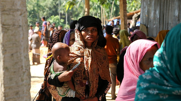 IOM warns of new challenges for Rohingya response