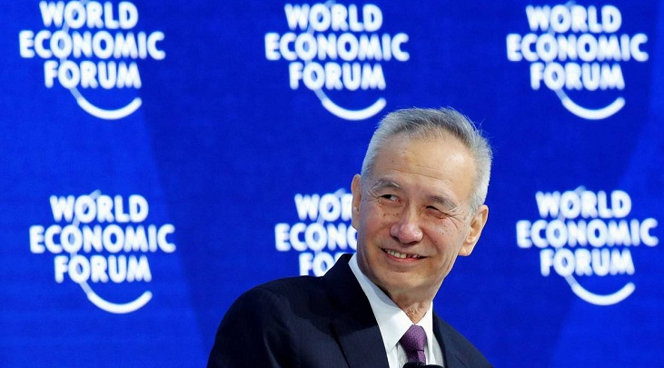 Chinese president's top economic adviser going to Washington