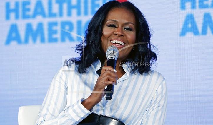 Michelle Obama to release memoir in November