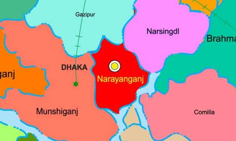 Narayanganj road crash leaves 8 dead