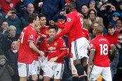Lukaku inspires Man United fightback to beat Chelsea 2-1