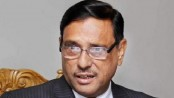 Run programmes staying indoors, Quader asks BNP