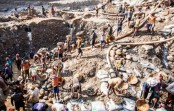 Death tolls in Sylhet stone quarry reaches 4