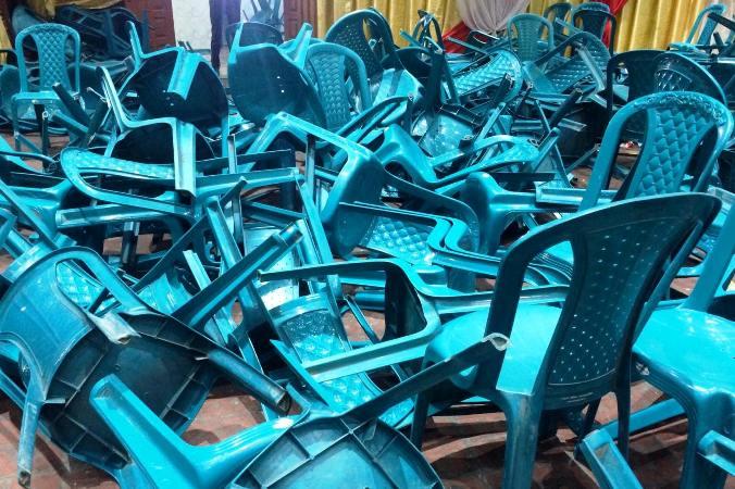 Factional clash foils Chittagong north BCL council
