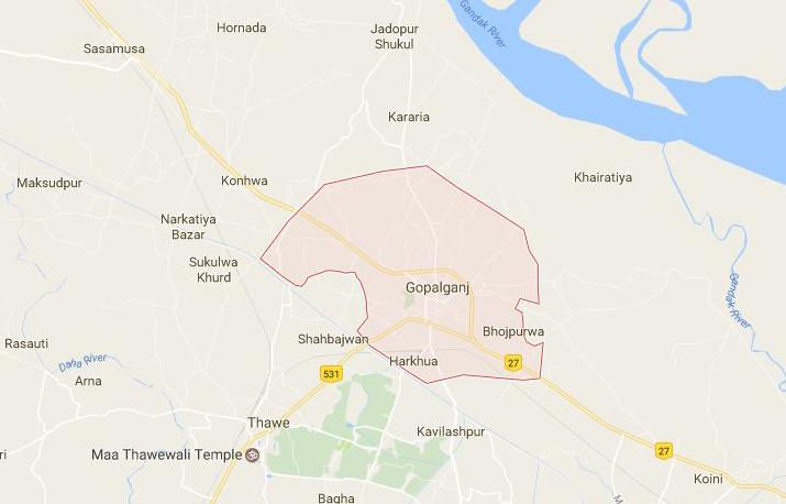 Road crash kills 4 in Gopalganj