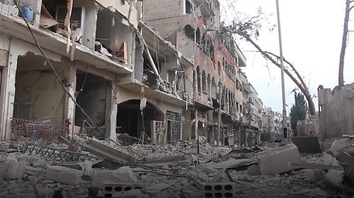 Putin orders Eastern Ghouta 'humanitarian pause'
