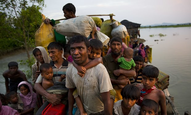 Rohingya refugees have to know they will be safe before they can return