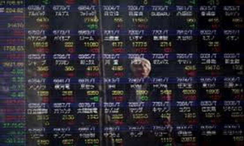 Stock markets start week with solid gains