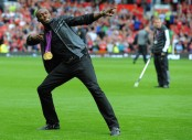 Bolt to face Williams in Unicef charity football match