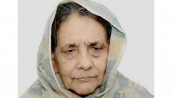 Obaidul Quader's mother laid to rest