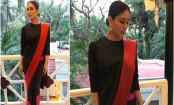 Kareena Kapoor Khan sizzles in classic silk saree at Bengaluru Film Fest