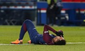 PSG's Neymar has broken right foot and sprained ankle
