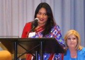Saima Wazed for collaborative efforts to fight disabilities